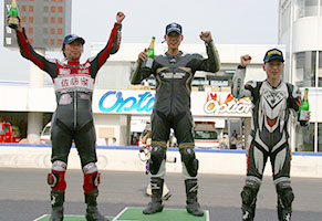 TC-Formula(P)クラス受賞者